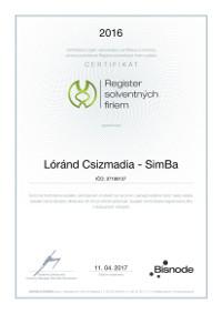 Register solventnych firem